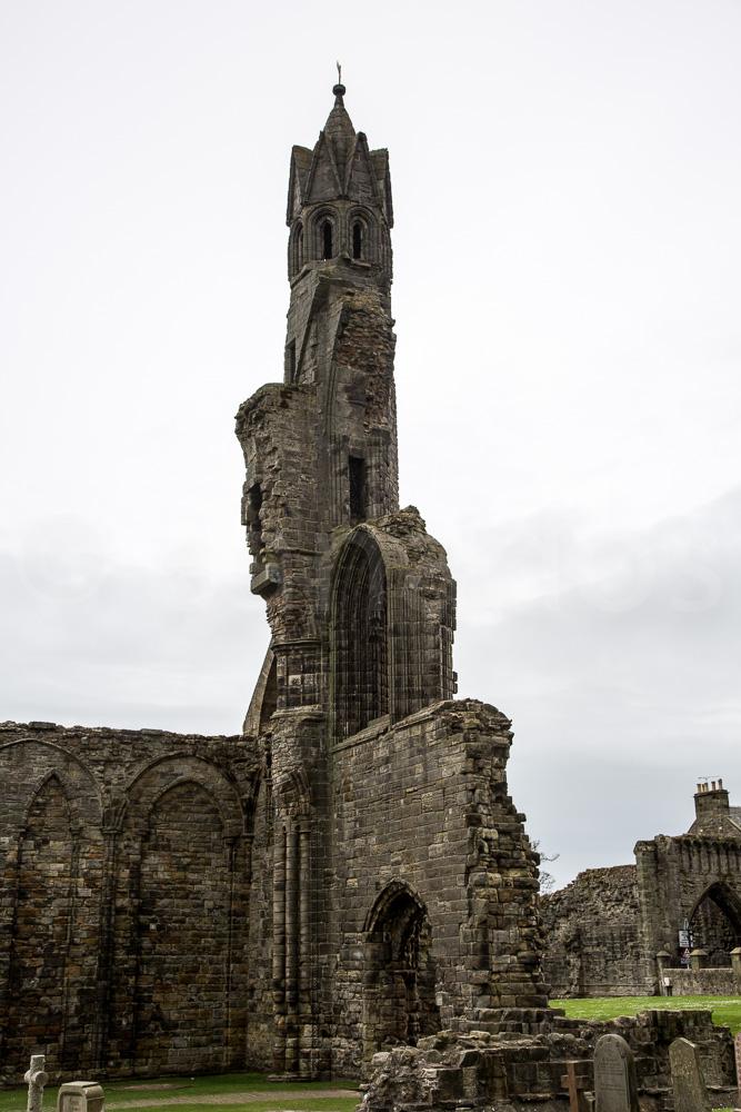 Ruins St. Andrews